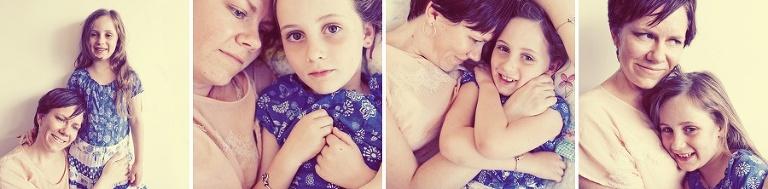Renee and Liana by Jesh de Rox, renee bell, liana kathryn