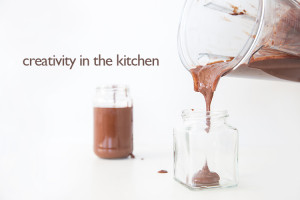 creativity in the kitchen