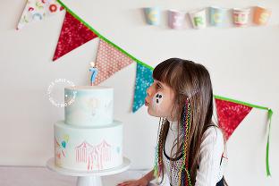 Birthday cake Liana 7
