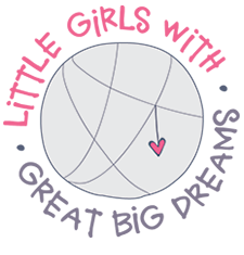 Little girls with great big dreams logo